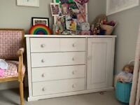 Boori Chest of Drawers with cabinet