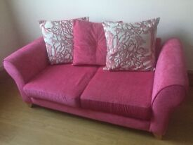 Pink chase sofa for sale