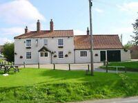 Castle Inn, Sherriff Hutton, Live-in couple or single manager