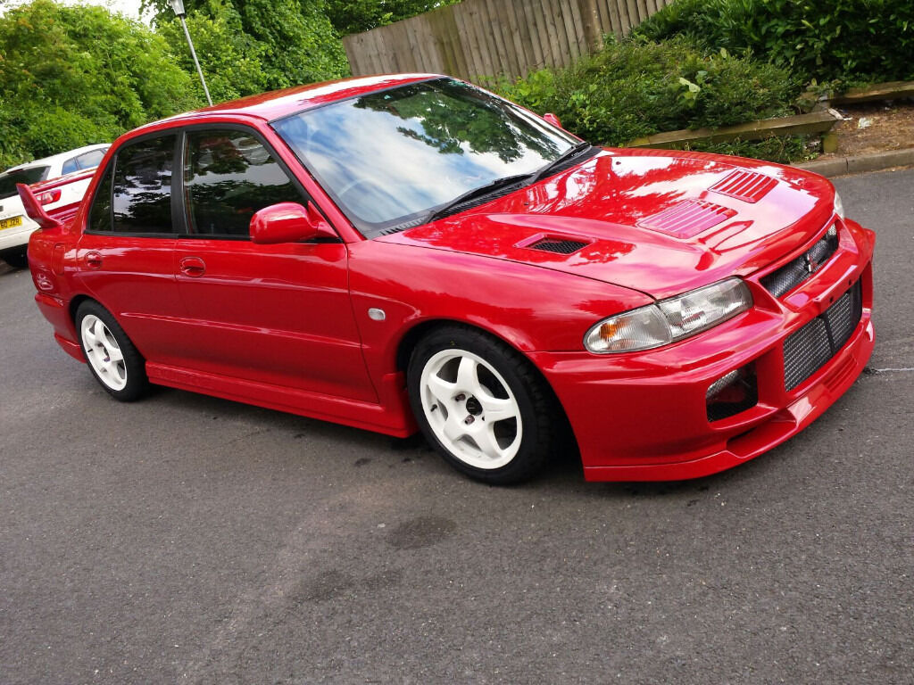 Mitsubishi Evo 3 In Sparkhill West Midlands Gumtree