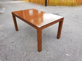 Solid Hard Wood Dining Table 150cm FREE DELIVERY 035