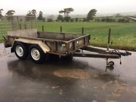 Ifor Williams GD106 Trailer