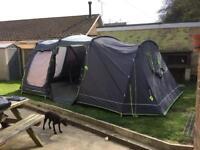 Campervan 6 man awning/tent
