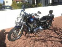 2010 Harley Davidson Dyna Superglide Custom FXCD