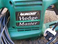 Hedge Trimmer Qualcast Electric good condition