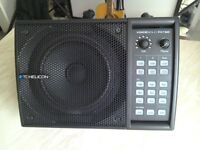 TC Helicon VoiceSolo FX150 PA Speaker