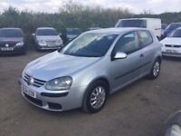 2004 DIESEL TDI GOLF NEW SHAPE CAME IN PX TODAY DRIVEAWAY SPARE REPAIR CLUTCH SHUDDERS ENGINES FINE