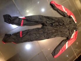 Small and Medium Waterproof Motorcycle Suits (BNWT)
