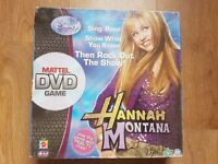 Hannah Montana Mattel DVD Game