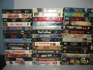 126 vhs movies