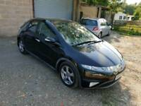 Honda civic CDTI Diesel 5DR 2007 1 year mot full service history excellent condition