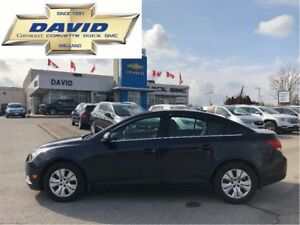 2014 Chevrolet Cruze 1LT/ LOADED/ REMOTE START/ LOCAL TRADE !!
