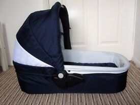 Kinderkraft gondola / carry cot carrycot White/Navy