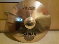 "Sabian Explosion Signature Chad Smith Crash 18.5"" in very good condition"