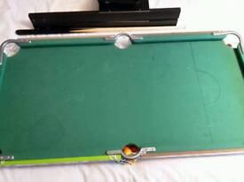 Children's 3ft pool table