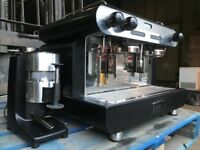 Commercial coffee grinder 1 year old and in immaculate condition.