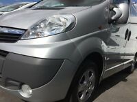 Vauxhall Vivaro 2.0 CDTi SPORTIVE Panel Van 4dr (EU4, SWB) 6 Speed, Metallic Silver, Air Con, Alloys