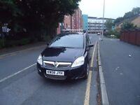 Vauxhall ZAFIRA, 7 seater