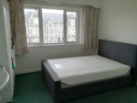 Spacious double room available in large mansion style apartment - Roath, Cardiff