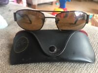 Ray-ban sunglasses polarized RB3052