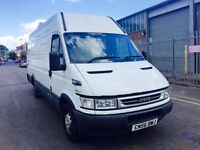 2006 IVECO DAILY LWB 2.3 HPI LONG MOT, Runs & Drive perfect