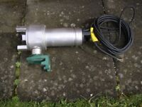 LOWARA DOMO 10T/B - sewage water/solids pump. BRAND NEW BOXED with 3 float valves. REDUCED to SELL