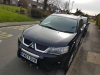 Mitsubishi Outlander warrior 2007 2.0 di-d years mot
