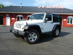 2012 Jeep Wrangler Sport Trail Rated 4x4