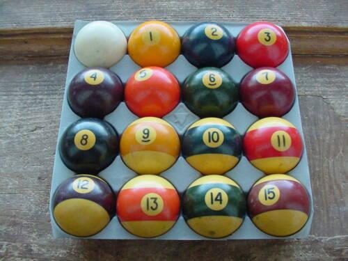Billiard balls Pool Table Balls