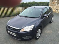2008 08 FORD FOCUS 1.8 STYLE 125 5 DOOR HATCHBACK - ONLY 2 FORMER KEEPERS - *MAY 2017 M.O.T*