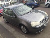 VW Golf 2006 - extremely good condition