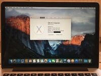 "2015 Macbook Pro 13"" - Upgraded 16GB / 1TB SSD / 2.9GHz i5"