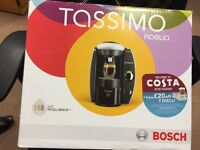 Bosch Tassimo coffee tea machine