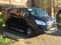 new used ford transit custom 6 seats 170bhp automatic