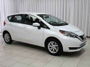 2018 Nissan Versa QUICK BEFORE IT'S GONE!!! SV NOTE 5DR HATCH w/
