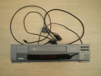 Goodmans VHS Video Recorder SD 1600 with remote control