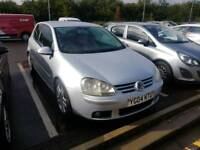 VW Golf GT TDI 140bhp