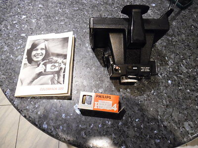 bel appareil photo polaroid colorpack 100