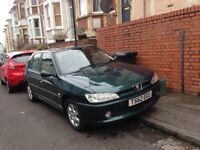 Very well maintained and cared for Peugeot 306 - full service history, low mileage, great condition.