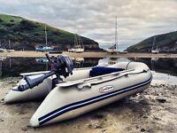 Sunsport AIB290K RIB / dinghy / tender