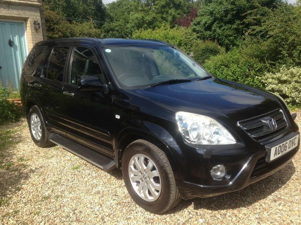 crv 2006 honda cr v 2 2 cdti executive with fsh in norwich norfolk gumtree. Black Bedroom Furniture Sets. Home Design Ideas
