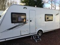 2011 Elddis Xplore 540 (Fixed Bed, End Washroom)