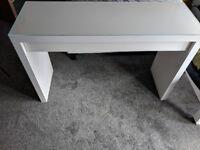 IKEA MALM Dressing Table.