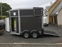 Wanted Ifor Williams or similar horse box/trailer