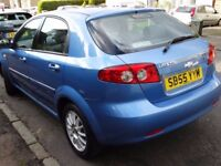 Chevrolet Lacetti SX 1.6 55 plate for sale - Cheap but reliable runner