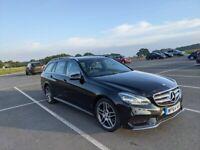 Mercedes-Benz, E CLASS, Estate, 2014, Semi-Auto, 2143 (cc), 5 doors