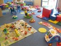Groups for families/childminders with young children, at the Ladybird Children's Centre, Highworth
