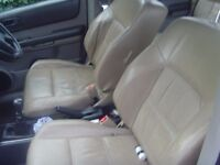 x=trail leather seats