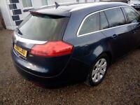 2012 Vauxhall insignia cdti sri nav . Full history estate .