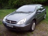 Citroen C5 Exclusive Hdi Auto 2002. Good condition, 116K, Tow bar, £595.